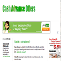 Cash Advance Offers logo