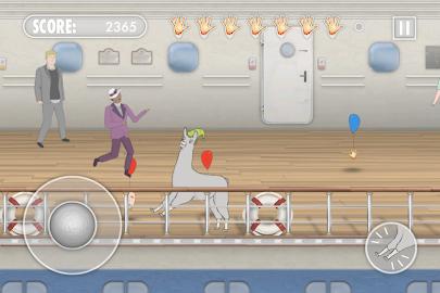 Llamas with Hats Screenshot 2