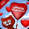 Valentine - 3D live wallpaper icon