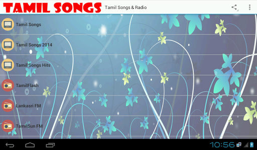 Tamil Songs Radio