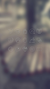 Clear Go Apex Nova Icon Theme v1.9.9