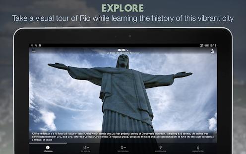 GoTo Rio: Rio de Janeiro Guide Screenshot 6