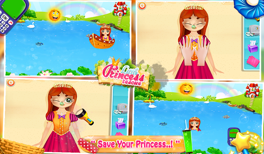 Little Princess Rescue- screenshot thumbnail