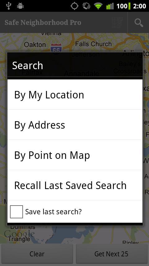 Safe Neighborhood Adfree- screenshot