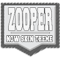 Zooper Now Skin Theme icon