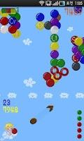 Screenshot of ShootBubble