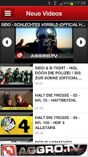 AGGRO.TV- screenshot thumbnail