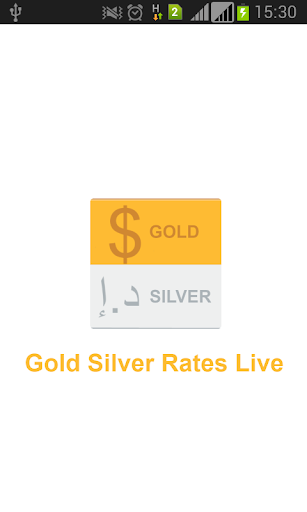 Gold Silver Rates Live UAE