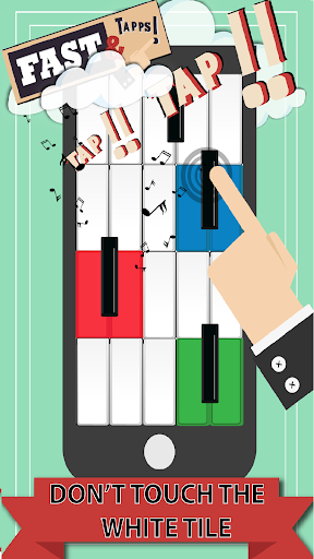 測試音樂家 2016 Test Piano Tiles