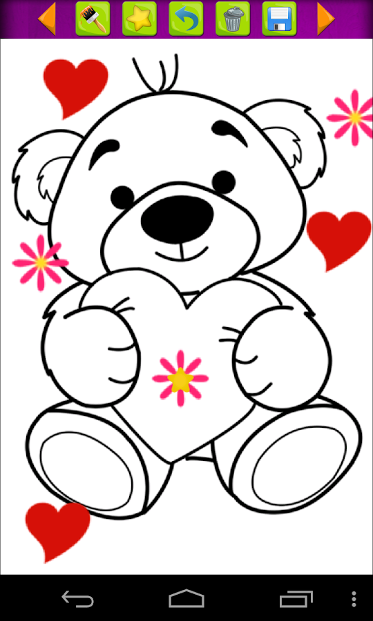 Kids Coloring Book Lite - screenshot