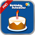 Birthday Scheduler for Fb Pro logo