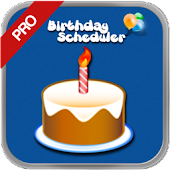 Birthday Scheduler for Fb Pro