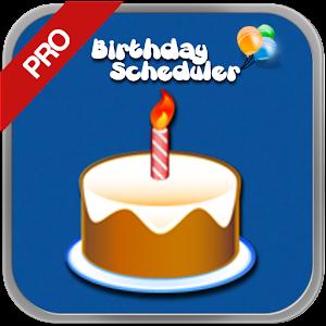 Birthday Scheduler for Fb Pro 社交 App LOGO-硬是要APP