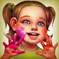Tải Games Thông thường Brush & Smudge - coloring book cho  Android