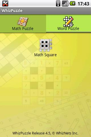 Fun Puzzles - screenshot