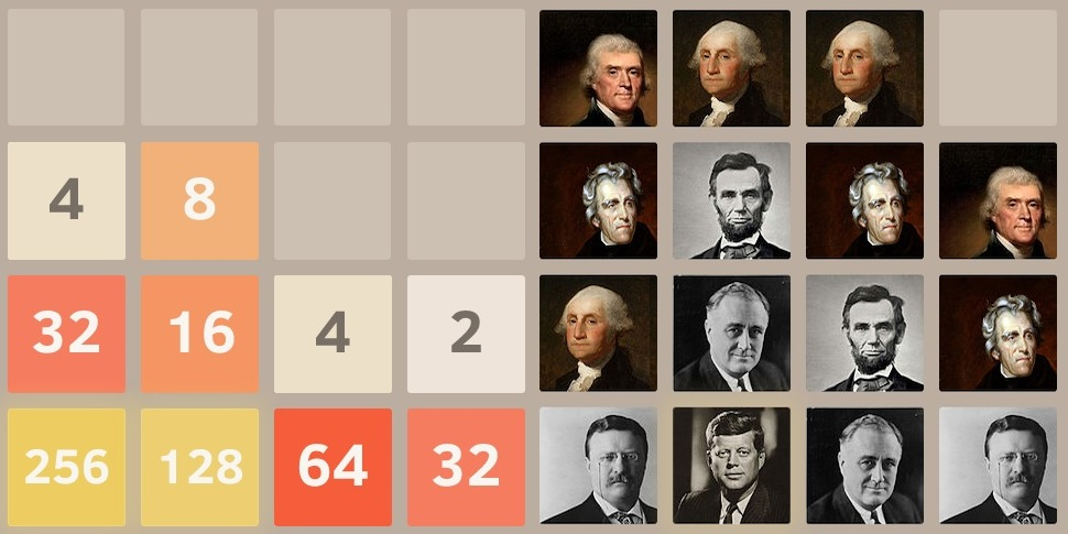 make your own 2048 game udacity