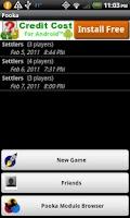 Screenshot of Pooka for Settlers