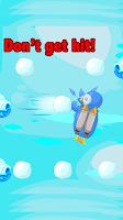 Screenshot of Penguin Dodge