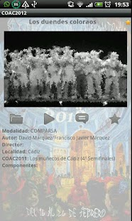 COAC2012 (donación) - screenshot thumbnail