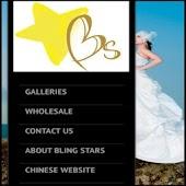 Bling Stars Wedding