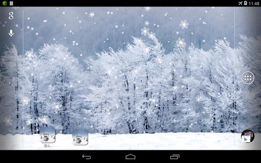 玩個人化App 雪人动态壁纸免費 APP試玩