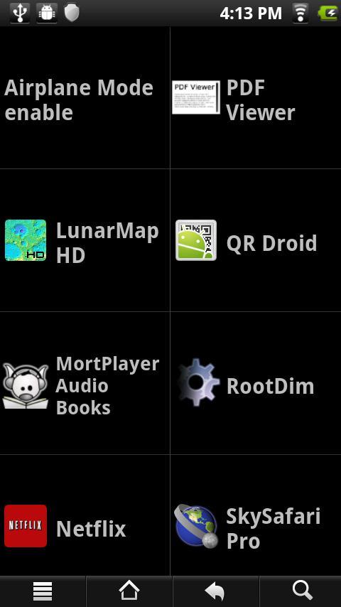 FastLaunch- screenshot