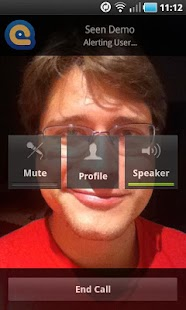 Seen: Video calls for Facebook- screenshot thumbnail