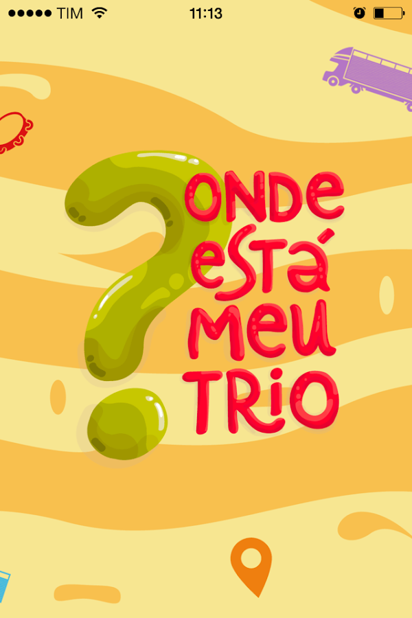 Onde está meu trio? - screenshot