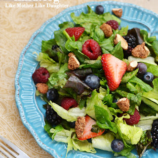 Summer Berry Salad.