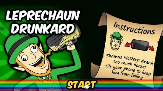 St Patrick's Day: Drunk Lep- screenshot thumbnail