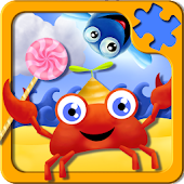 Animated HD Puzzle for Kids