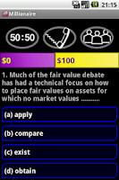Screenshot of Test Your English III.