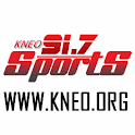 KNEO 91.7 FM logo