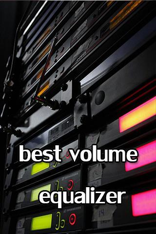 工具必備APP下載|Best Volume Equalizer 好玩app不花錢|綠色工廠好玩App
