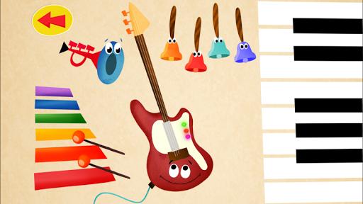 Baby Tunes Free - 幼兒教育音樂遊戲
