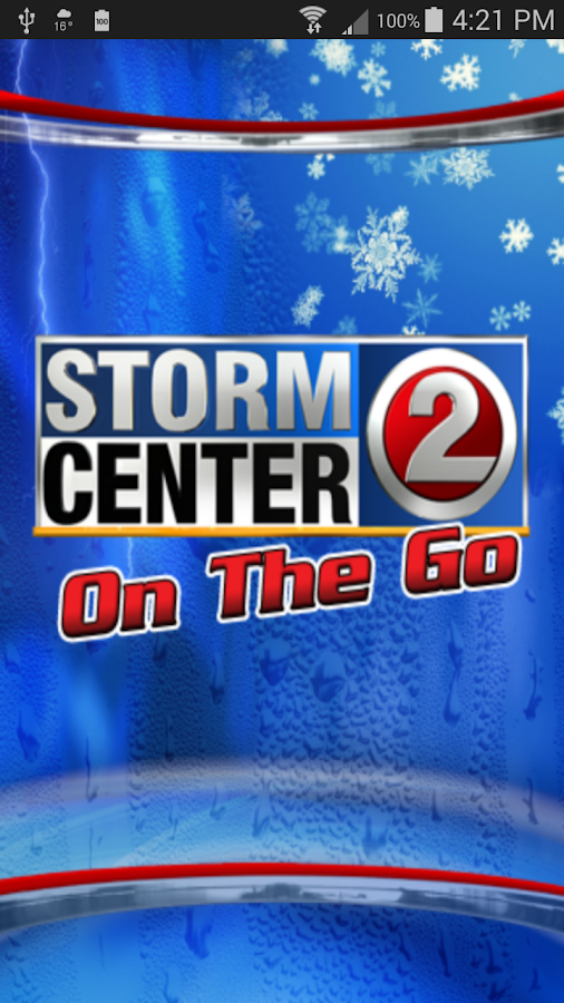 WBAY RADAR - StormCenter 2 - screenshot