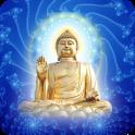 3D Buddha icon