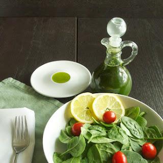 Basil Oil Recipe