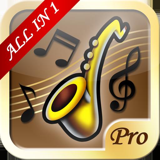 Saxophone All-in-one-pro LOGO-APP點子