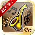 Saxophone All-in-one-pro icon