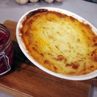 Shepherd'S Pie with Pickled Red Cabbage Recipe