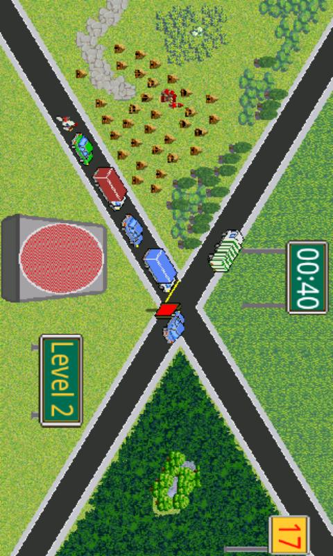 Traffic Junction Lite - screenshot