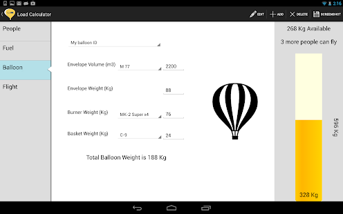Ultramagic Balloon FlightPack- screenshot thumbnail