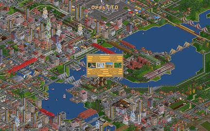 OpenTTD Screenshot 5