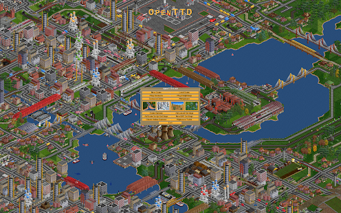 OpenTTD Screenshot 5