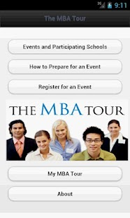 The MBA Tour - screenshot thumbnail