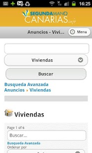 Segunda Mano Canarias - screenshot thumbnail