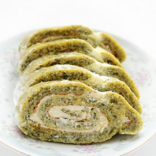 Pumpkin Seed Swiss Roll.