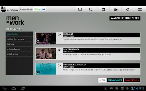 娛樂必備APP下載|WATCH TNT for Tablets 好玩app不花錢|綠色工廠好玩App