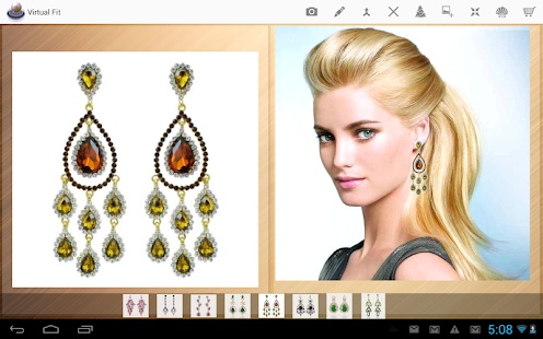 Jewelry Showcasz Dress Up! - screenshot thumbnail